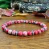 Bracelet Homme femme Jaspe Impériale  Perles Naturelles - Lithothérapie
