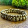2 Bracelets Bois de Wengé