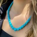 Collier progressif  Turquoise
