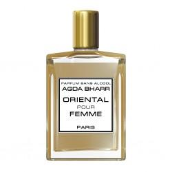 Parfum concentré sans alcool Oriental pour Femme