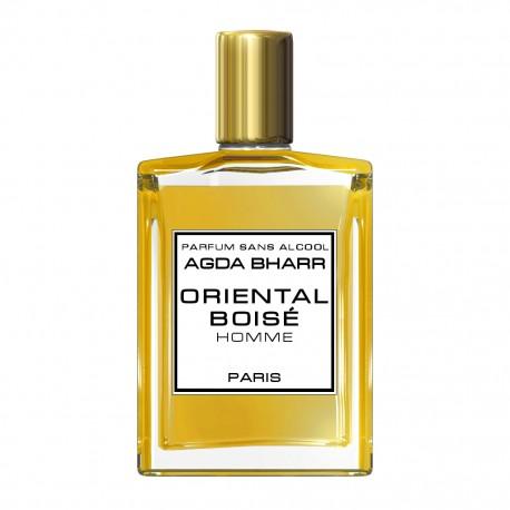 Parfum concentré sans alcool - Oriental - Boisé - Homme