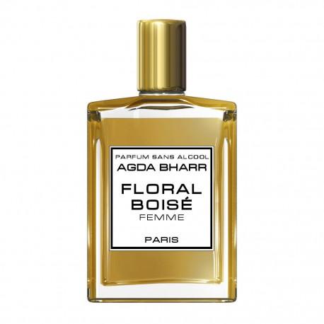 Parfum concentré sans alcool - Floral  Boisé - Femme